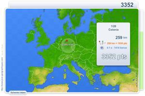 Città d'Europa. Giochi geografici