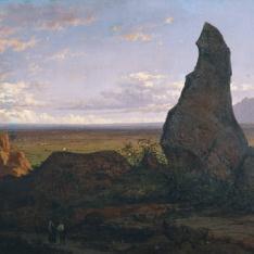 Monserrat desde la Roca Dreta