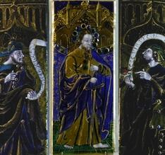 San Pablo y dos profetas