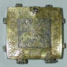 Relicario bizantino