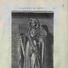 Retrato de Alberto I, conde de Holanda