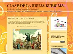 CLASE DE LA BRUJA BURBUJA