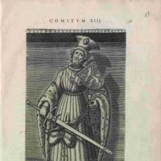 Retrato de Floris III