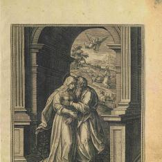 Beatæ intactae semperq[ue] Virgini Mariæ...