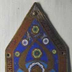Placa de arqueta