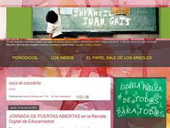 Infantil Juan Gris