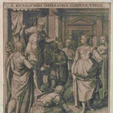 Santa Cunegunda de Bamberg, Emperatriz