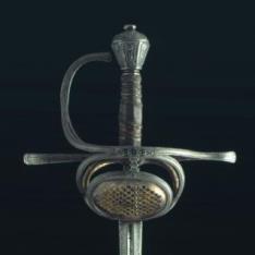 Espada de conchas