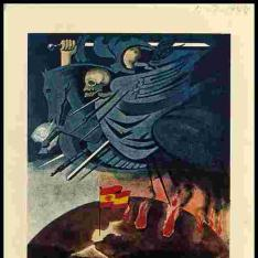 Franco mantiene la paz de España