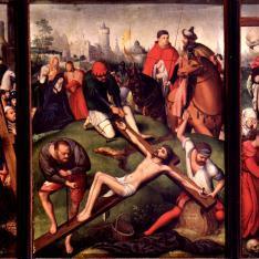 Tríptico de la Crucifixión