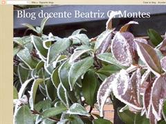 Blog docente Beatriz C. montes
