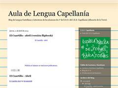 Aula de Lengua Capellanía