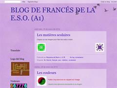 Blog de Francés de la ESO