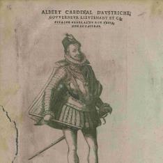 Retrato del Archiduque Alberto de Austria