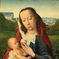 Virgen de la Leche
