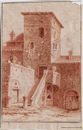 Casa de los arrabales de Roma