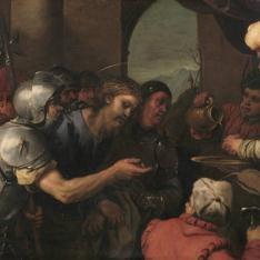 Pilatos lavándose las manos