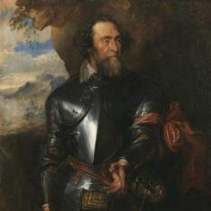 El conde Enrique de Bergh
