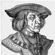 Maximiliano I Emperador de Alemania