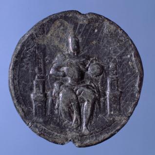 Sello de Felipe II, rey de España