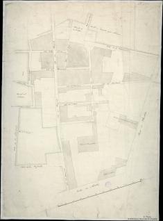 Plano parcial del Distrito de Buenavista