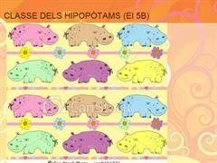 Classe dels hipopòtams (EI 5B)