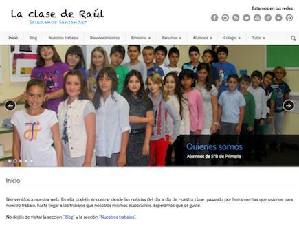 La clase de Raúl