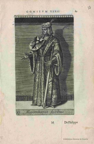 Retrato de Maximiliano I
