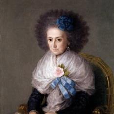 María Antonia Gonzaga, marquesa viuda de Villafranca