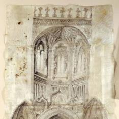 Capilla mayor de San Juan de los Reyes, Toledo