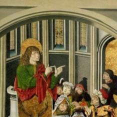 La predicación del Apóstol San Juan