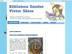 BLOGUE DA BIBLIOTECA ESCOLAR DO C.E.I.P. VÍCTOR SÁENZ