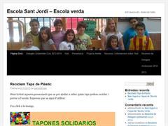 Escola Sant Jordi - Escola Verda