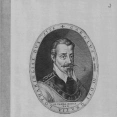 Retrato de Carlos III, Duque de Lorena