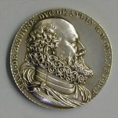Maximilien de Béthune, duque de Sully