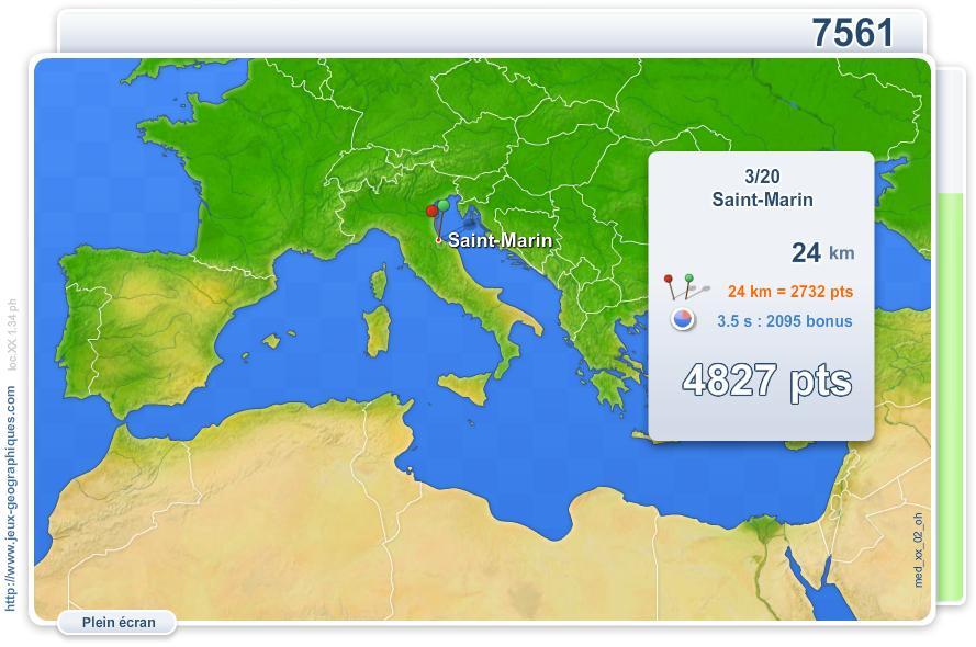 Villes de Méditerranée. Jeux géographiques