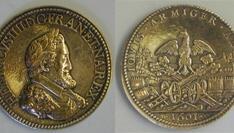 Medalla de Enrique IV de Francia
