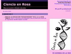 Ciencia en Rosa