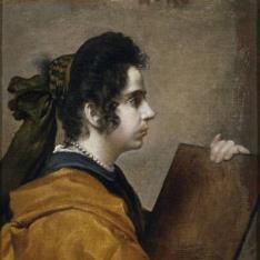 Una sibila (¿Juana Pacheco?)