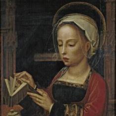 Maria Magdalena leyendo