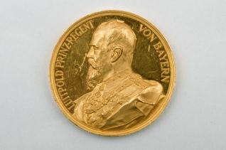 Segunda Medalla de la Exposición Internacional de Munich 1892
