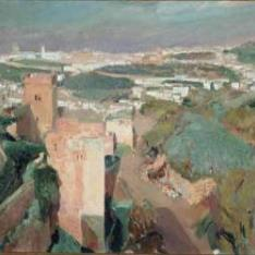 Torre de los Siete Picos, La Alhambra