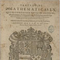Tratado de Mathematicas