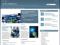 Blog de la asignatura nuevas tecnologías de la carrera de medios audiovisuales de la UNiversidad de Los Andes
