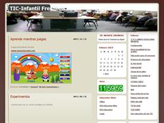 TIC-INFANTIL FRESNEDA Bases para la competencia digital