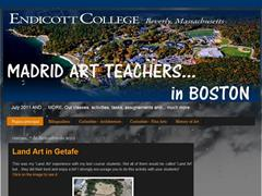 Madrid Art teachers in... Boston
