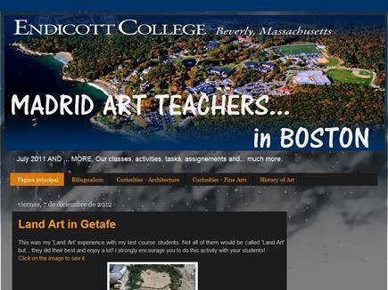 Madrid Art teachers in... Boston