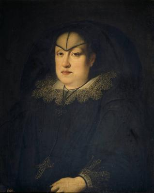 María Magdalena de Austria, gran duquesa de Toscana