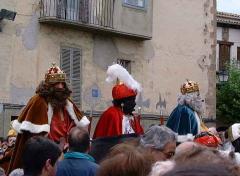 Reyes Magos en verso