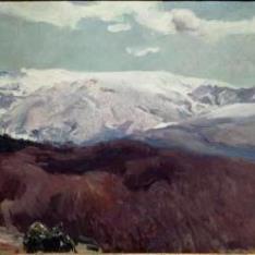 Sierra Nevada en invierno